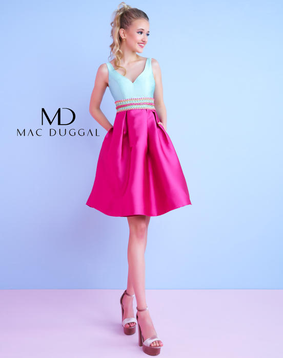 Mac Duggal Homecoming